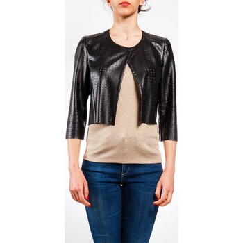 Abbigliamento Donna Giacche / Blazer Liu Jo P17253E0378-2222 Giacca Donna Donna Nero Nero