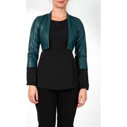 Abbigliamento Donna Giacche / Blazer Liu Jo P66204E0309-94914 Giacca Donna Donna Verde Verde