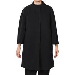 Abbigliamento Donna Cappotti D Errico 742003-6004-26 Cappotto Donna Donna Nero Nero