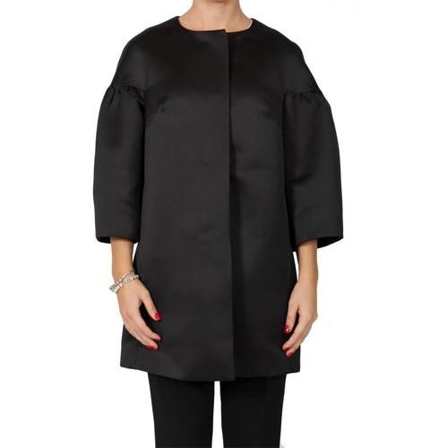 D Errico 742007-6000-26 schwarz - Abbigliamento Cappotti damen 530