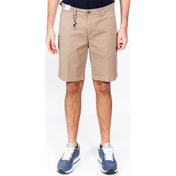 Abbigliamento Uomo Shorts / Bermuda Re-hash BB322104/0159 BEIGE Beige