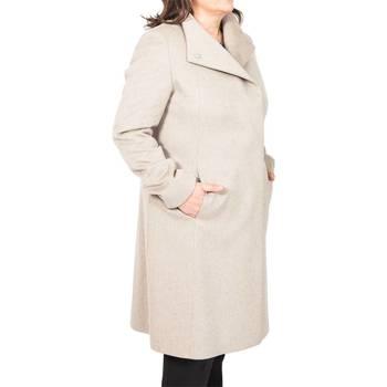Abbigliamento Donna Trench Cinzia Rocca I231A01/42G6/07 Cappotto Donna Donna Beige Beige