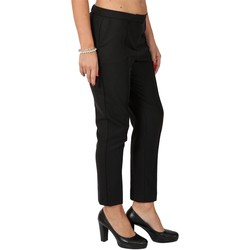 Abbigliamento Donna Pantalone Cargo Twin Set PA5246-06 Nero