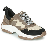 Scarpe Donna Sneakers basse Mam'Zelle HELIUM Taupe / Beige
