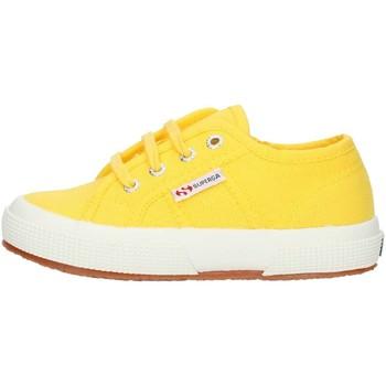Scarpe Unisex bambino Sneakers basse Superga 2750S0003C0 Giallo Girasole
