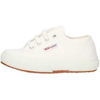 Scarpe Unisex bambino Sneakers basse Superga 2750S0003C0 Bianco