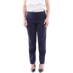 Abbigliamento Donna Pantaloni morbidi / Pantaloni alla zuava Pennyblack 11310419 Blu