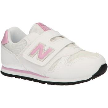 Scarpe Bambina Sneakers basse New Balance IV373BT Blanco