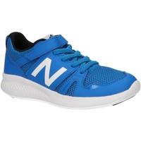 Scarpe Unisex bambino Multisport New Balance YT570BL Azul