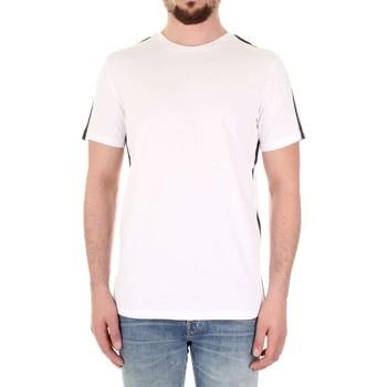 Abbigliamento Uomo Polo maniche corte Selected 16066621 Bianco