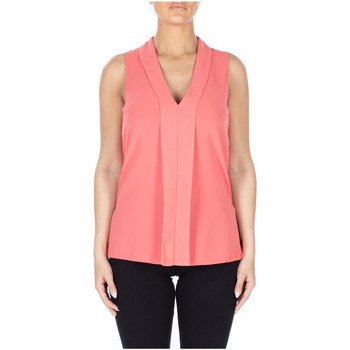 Abbigliamento Donna Top / Blusa Jijil BLUSA corallo