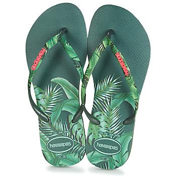Scarpe Donna Infradito Havaianas SLIM SENSATION Verde