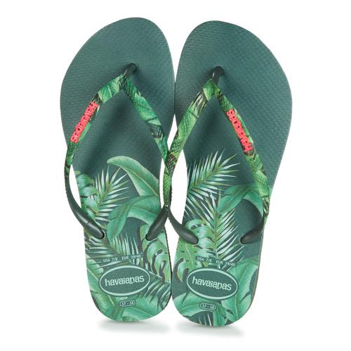 Havaianas Slim Donna Sensation Verde Consegna Scarpe Infradito Gratuita 3200 UzVpjLqSMG