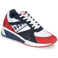 Scarpe Uomo Sneakers basse Kappa GARKO Bianco / Rosso / Nero
