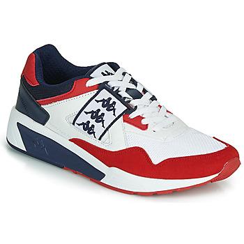 Scarpe Uomo Sneakers basse Kappa BARSEL 2 Bianco / Rosso