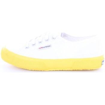 Scarpe Sneakers basse Superga s000010 Basse Unisex Bianco Bianco