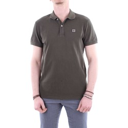 Abbigliamento Uomo T-shirt maniche corte Ciesse Piumini 195cpmt20148-c2410x Verde