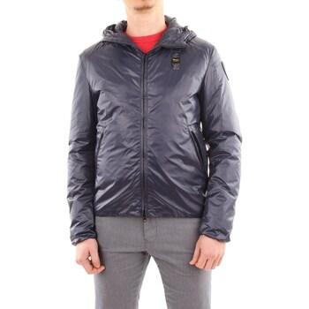 Abbigliamento Uomo Giubbotti Blauer 19sbluc02099-005305-giubbotto 888-blu