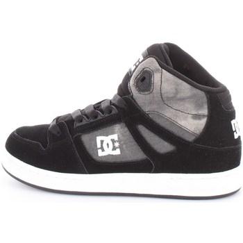 Scarpe Unisex bambino Sneakers alte DC Shoes adbs100204-dc-boys-shoes-rebound-se Bpt