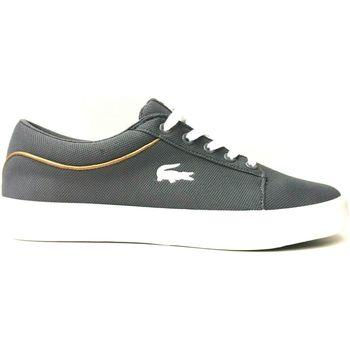 Scarpe Uomo Sneakers Lacoste ATRMPN-02801 DARK GREY/WHITE/TAN
