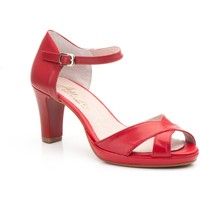 Scarpe Donna Sandali Annora Zapatos  Rouge