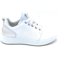 Scarpe Donna Sneakers Legero 923-10 Bianco