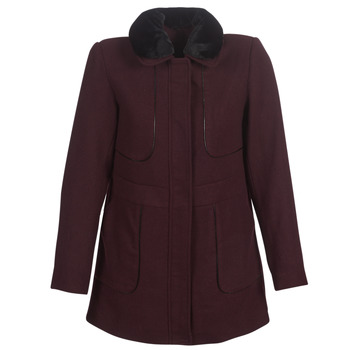 Abbigliamento Donna Cappotti Betty London LAURA Bordeaux