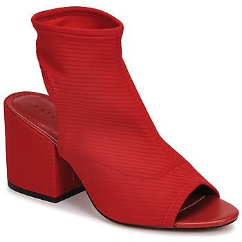 Scarpe Donna Stivaletti Katy Perry THE JOHANNA Rosso