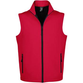 Abbigliamento Uomo Gilet / Cardigan Sols RACE BW MEN MODERN Rojo