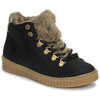 Scarpe Bambina Sneakers alte Bullboxer AIB504E6CA-BLCK Nero