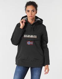 Abbigliamento Donna Parka Napapijri RAINFOREST WINTER Nero