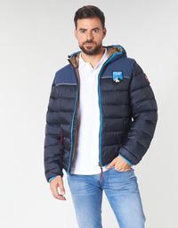 Abbigliamento Uomo Piumini Napapijri ARIC Marine
