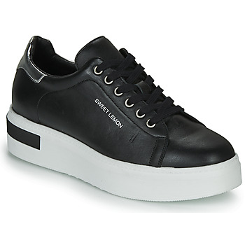 Scarpe Donna Sneakers basse Sweet Lemon BISTROT Nero
