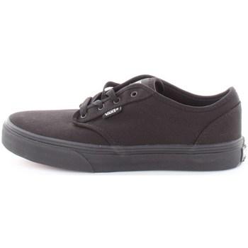 Scarpe Unisex bambino Sneakers basse Vans vki5186-yt-atwood Nero