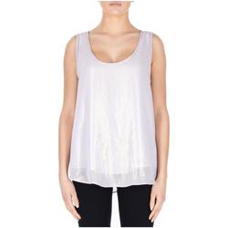 Abbigliamento Donna Top / T-shirt senza maniche Jijil CANOTTA SETA primavera-oro