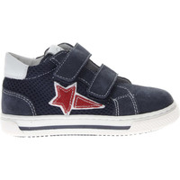 Scarpe Bambino Sneakers basse Nero Giardini P923450M 207-UNICA - Sneaker c  Blu