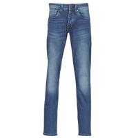 Abbigliamento Uomo Jeans dritti Pepe jeans CASH Gs7 / Blu / Medium