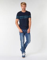 Abbigliamento Uomo Jeans dritti Pepe jeans CASH Blu / Medium
