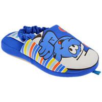 Scarpe Unisex bambino Pantofole De Fonseca Smurf Ciabatte multicolore