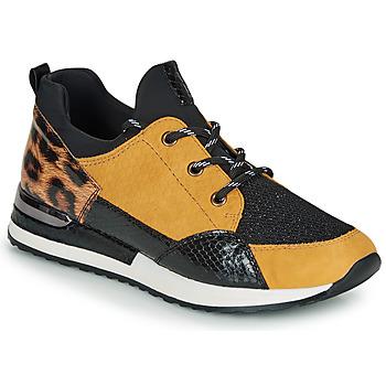 Scarpe Donna Sneakers basse Remonte Dorndorf R2503-70 Nero