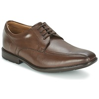 Scarpe Uomo Derby Clarks GOSWORTH OVER Marrone