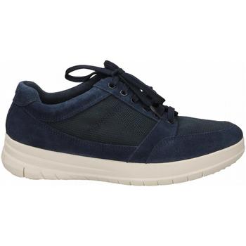Scarpe Uomo Sneakers basse FitFlop TOURNO TM midni-blu-notte