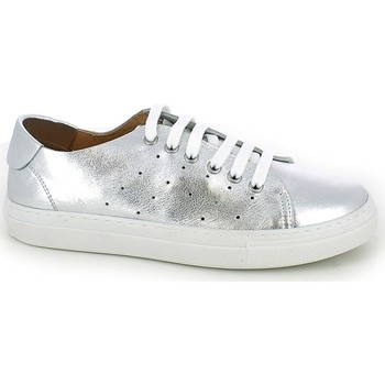 Scarpe Donna Sneakers basse Wave 8040.16_38 ARGENTO
