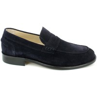 Scarpe Uomo Mocassini Slight 1536.06_40 BLU