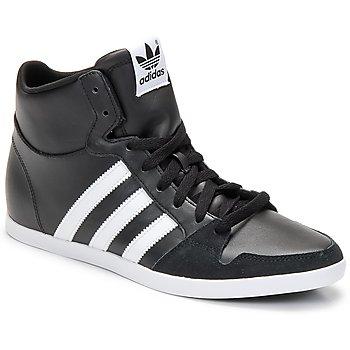 Scarpe Uomo Sneakers alte adidas Originals ADILAGO MID Nero / Bianco