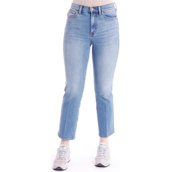 Abbigliamento Donna Jeans Tory Burch JEANS STONE WASHED Blue