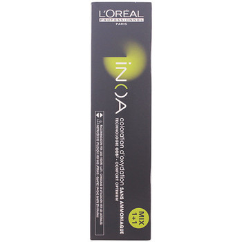 Bellezza Tinta L'oréal Inoa Coloration D'Oxydation Sans Amoniaque 6,34 60 Gr 60 g