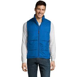 Abbigliamento Uomo Piumini Sols WARM PRO WORK Azul