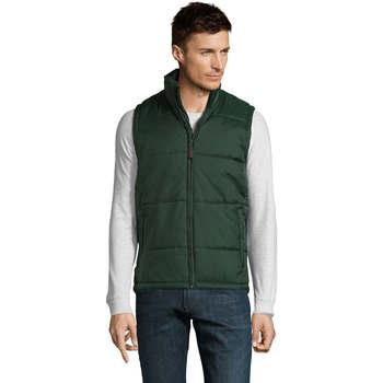 Abbigliamento Uomo Piumini Sols WARM PRO WORK Verde