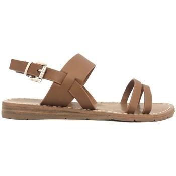 Scarpe Donna Sandali Chattawak sandales 7-RUBIS Camel Marrone